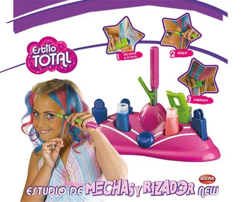 Estilo Total Estudio de Mechas y Rizador (BIZAK 35005027